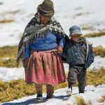 Desarrollan plan contra el friaje y heladas en Ayacucho