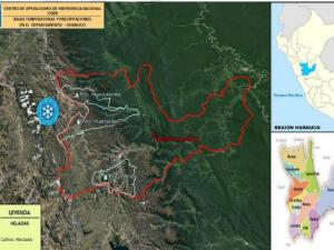 Huánuco: Afectados por heladas reciben cinco toneladas de ayuda humanitaria