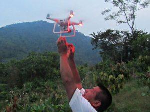 Más uso de tecnología para luchar contra la deforestación en San Martín