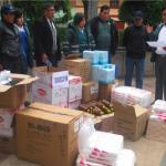 Minagri entrega kits veterinarios a Junín