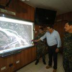 Ministro de Defensa realiza visita de trabajo en el Vraem