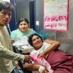 Nace bebé a bordo de la PIAS Morona en comunidad rural de Loreto