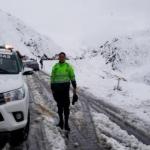 Restablecen tránsito en un carril de vía Quillabamba – Cusco