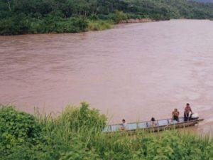 Loreto: Desciende nivel del río Marañón