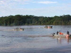 Ríos Napo y Marañón incrementaron su nivel de agua
