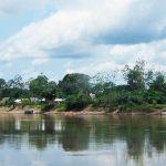 Río Napo alcanzó la alerta roja