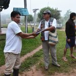 San Martín: Inician proyectos de inversión en comunidades fronterizas