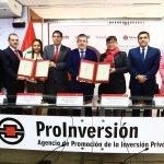 Unos 300 mil habitantes de zonas rurales de Amazonas e Ica tendrán internet de alta velocidad