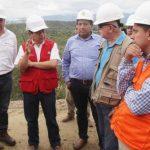 Amazonas: Ministro Trujillo corrobora avance de obras viales