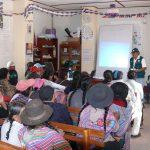 Ayacucho: Productores de Pampachacra capacitados en control de enfermedades y mosca de la fruta