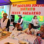 Ayacucho: Realizan segunda nutriferia 2018 en Jesús Nazareno