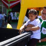 Recolectan desechos electrónicos en Leoncio Prado
