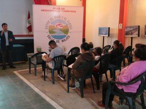 Capacitan a operadores turísticos del valle de Majes en gestión de restaurantes