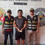 Capturan a implicado en asesinato de policía en el Vraem