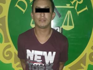 Capturan a involucrado en robo a candidato municipal en Ucayali