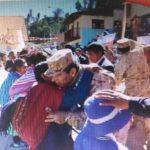 Cusco: Ayuda humanitaria a población afectada por bajas temperaturas