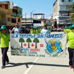 Escolares y docentes piden cuidar los bosques en el Vraem