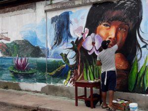 Artistas amazónicos llenarán de color las paredes de Tingo María