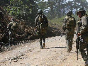 Destruyen campamento terrorista en el Vizcatán del Ene