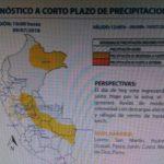 Friaje en la selva: Prevén lluvias de moderada intensidad con descargas eléctricas