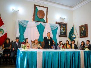 Huánuco presentó programa de actividades por sus 479 años de fundación