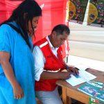 Junín: Tarjetas Multired para usuarias de Juntos en Río Tambo