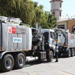 Lanzan campaña nacional para limpiar redes de desagüe en todo el país
