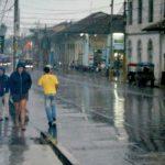 Lluvias aisladas de moderada intensidad en el norte de Loreto