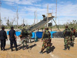 Logran condena para mineros ilegales en Madre de Dios