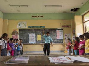 Los sueños de un profesor matsiguenga