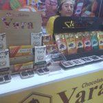Nuevamente los chocolates Slender en el Salón del Cacao y Chocolate