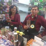Productos de Mazamari en el IX Salón del Cacao y Chocolate