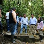 Promueven proyecto de agua en comunidades nativas de la RC Machiguenga