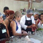 Realizan taller de alta cocina en Tingo María