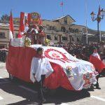 Santiago de Chuco celebró 197 años de la Independencia del Perú