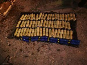 Satipo: Decomisan 52 kilos de alcaloide cocaína e incautan vehículo