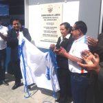 UGEL de Santiago de Chuco inauguró su local propio
