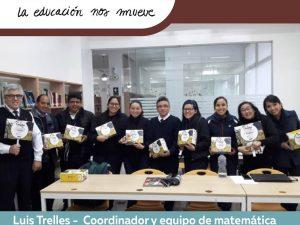 Unos 5 100 maestros recibieron café del Vraem