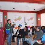 Validan cinco estudios temáticos en proceso de ZEE de Quispicanchi
