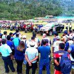 Vraem: Entregan modernos vehiculos para fortalecer proyecto forestal en Anchihuay