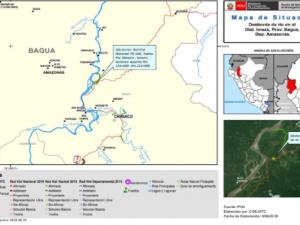 Amazonas: Restablecen tránsito en tramo Puente Wawico – Seasmi