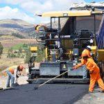 Ayacucho: Asfaltan carretera Chupas-Chiara