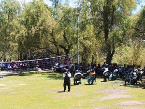 Ayacucho: Celebran Día Nacional del Adulto Mayor en Jesús Nazareno
