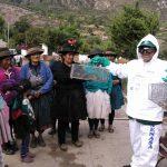 Ayacucho: Comités para el control de roedores en Fajardo y Sucre