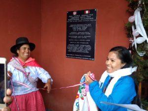 Ayacucho: Comunidad de Huancapuquio ya cuenta con agua potable