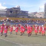 Concurso de Danzas en Santiago de Chuco