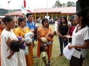 Construirán Tambos para poblaciones en extrema pobreza en Loreto