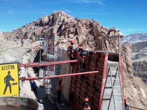 Continúa obra de carretera Moquegua – Omate – Arequipa