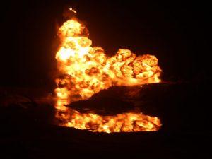 Destruyen cuatro motores en operativo contra minería ilegal en Madre de Dios