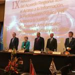 El Acuerdo de Escazú marca un hito en la historia ambiental de la región